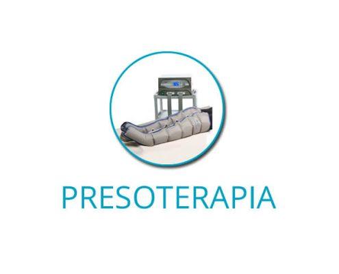 Presoterapia en Santa Marta de Tormes